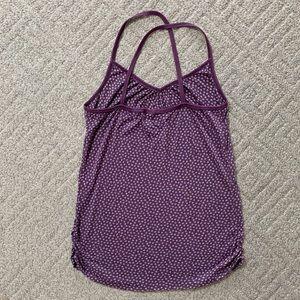 Xhilaration Tops - Xhilaration Strappy Tank Top, Purple, Size L